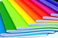 Cadernos Coloridos ou Lisos